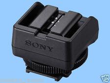 New Sony ADP-MAA External Flash Shoe Adapter Minolta NEX Alpha A99 6 A7 A7R A7S