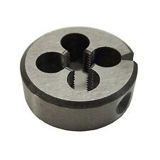 """7/16"""" x 20 UNF Imperial Die Nut 1"""" (25mm) Tungsten Steel TD112"""