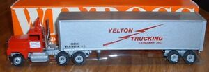 Yelton Trucking Co Wilmington, NC '87 Winross Truck