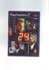 24 IL GIOCO-GIOCO SONY PS2/60GB PS3 Compatibile-Veloce Post Originale & Complete