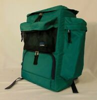 LL Bean Backpack Cooler Knapsack Ice Chest Hiking Trails Vintage Insulated