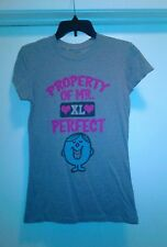 Mr. Men Little Miss Property of Mr. Perfect Shirt M