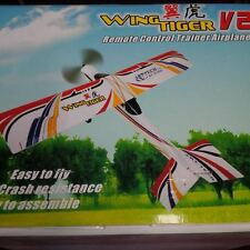 ART-TECH Wing Tiger EPO Brushless Trainer Plane Complete RTF NEW