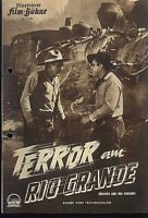 IFB 2798 | TERROR AM RIO GRANDE | Edmond O'Brien, Sterling Hayden