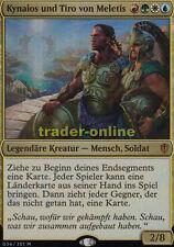 Kynaios und Tiro von Meletis (Kynaios and Tiro of Meletis) Commander 2016 Magic
