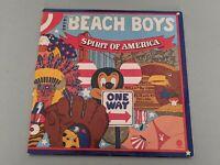 Beach Boys Spirit of America 1976 Double LP Album Capitol Records SVBB-11384