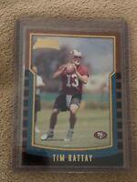 2000 Bowman Tim Rattay Rookie Card NM-MT