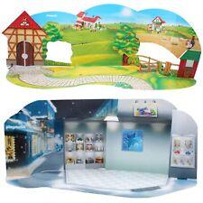 Playmobil Diorama |Hintergrund | Spielhintergrund |Pappdisplay |Display
