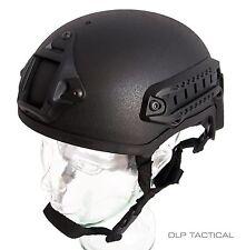DLP Tactical MICH ACH Bump Helmet Delta Black $300 MSRP