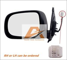 TOYOTA HILUX UTE POWER / ELECTRIC SIDE DOOR MIRROR FROM 2010 TO 2014