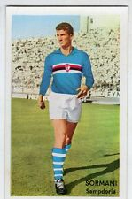 figurina CALCIO GIGANTE VERBANIA NEW SAMPDORIA SORMANI