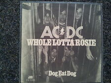 AC/DC - Whole lotta Rosie 7'' Single NL
