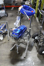 Graco Ultra Max II 595 PC Pro Airless Sprayer Hi‑Boy Reconditioned 17C337