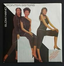 Pointer Sisters~Slowhand. 1981. Planet Records - K12530