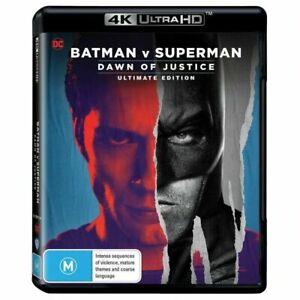 Batman v Superman 4k ultra hd BRAND NEW