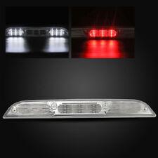 For 15-17 Ford F150 Rear High Mount LED 3rd Brake/Third Stop/Cargo Light Chrome