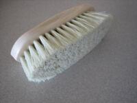 Horse Dandy Brush Polypropylene and Plastic Backed. Brand New