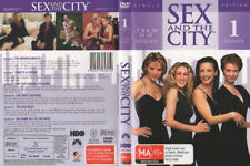 SEX AND THE CITY • 2006 • DVD Region 4 PAL • SEASON 1 EPS 7–12  *LIKE NEW*