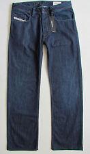 """Diesel Levan Straight Leg Herren Designer Jeans W31"""" L31"""" Wash 008GE"""