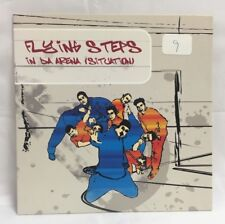 Flying Steps ‎– In Da Arena (Situation) CD Single UK