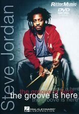 Steve Jordan: The Groove Is Here (2010, DVD NEUF)