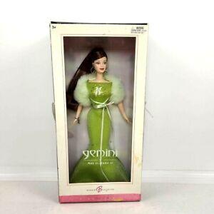 Barbie Doll 2004 Gemini May 21 - June 21 Box Damage