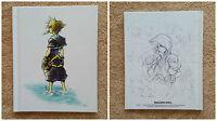 Artbook Kingdom Hearts HD 2.5 ReMIX - limited edition / square-enix / neuf.rare