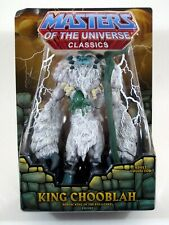 *Damaged Package* Masters of the Universe Classics King Chooblah Figure Motu