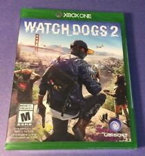 Watch Dogs 2 (XBOX ONE) NEW