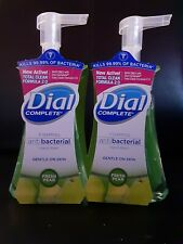 DIAL Complete Foaming Set Of Two Hand Soap Fresh Pear 7.5 fl. oz Pump