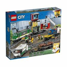 Lego City Cargo Train (60198)