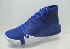 Under Armour Men's UA Spawn Mid Basketball Shoes Sz. 16 NEW 3021262-402 BLUE