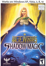 Age of Wonders: Shadow Magic PC Game