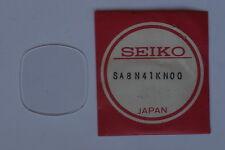 Seiko SA8N41KN00 Vetro Crystal Glass Uhrenglas Verre Original NOS