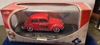 SOLIDO 1/43 REF 4817 VW COCCINELLE POMPIERS VILLE D'EU 1950 NEUF EN BOITE