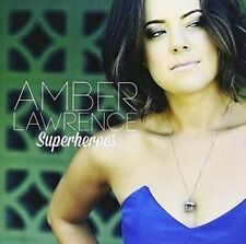 Superheroes * by Amber Lawrence (CD, Sep-2014, Universal)