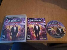 Dead Rising 2: Off the Record (Sony PlayStation 3, 2011) VG Complete CIB