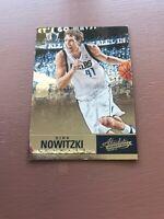 2012-13 Absolute Basketball: Dirk Nowitzki