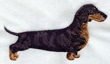 Embroidered Sweatshirt - Dachshund I1212 Sizes S - XXL