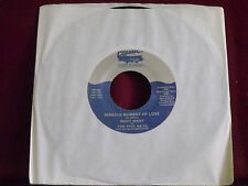 "RUDY WEST OF THE FIVE KEYS ""Miracle Moment Of Love"" Classic Artists 45-112"