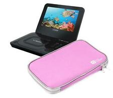 Portable DVD Player Case/Sleeve/Bag For Coby TF3DVD7019, TFDVD7009 & TFDVD7011