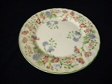 Churchill Fine English China Microwave Dishwasher Safe Set of 4 Dinner Plates