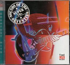 Sounds of the Seventies: Super 70's - Time-Life CD - Mint - Raspberries and more