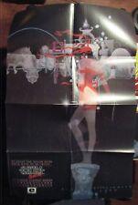 """1986 ELEKTRA ASSASSIN 22x34"""" Epic Promo Poster FN+ 6.5 Bill Sienkiewicz"""