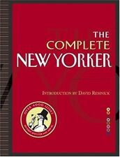 The Complete New Yorker: Eighty Years of the Natio