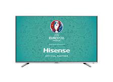 Hisense Silver TVs with Internet Browsing