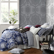 Florence Broadhurst Medallion Indigo King Doona Duvet Quilt Cover Set