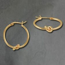 Beauty Gold Fine Earrings