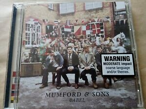 Mumford And Sons Babel CD