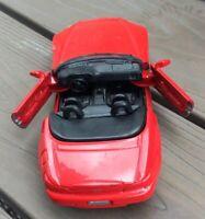 Honda Vintage S2000 Maisto model car toy 1:36 Collector Honda Racing Model Train